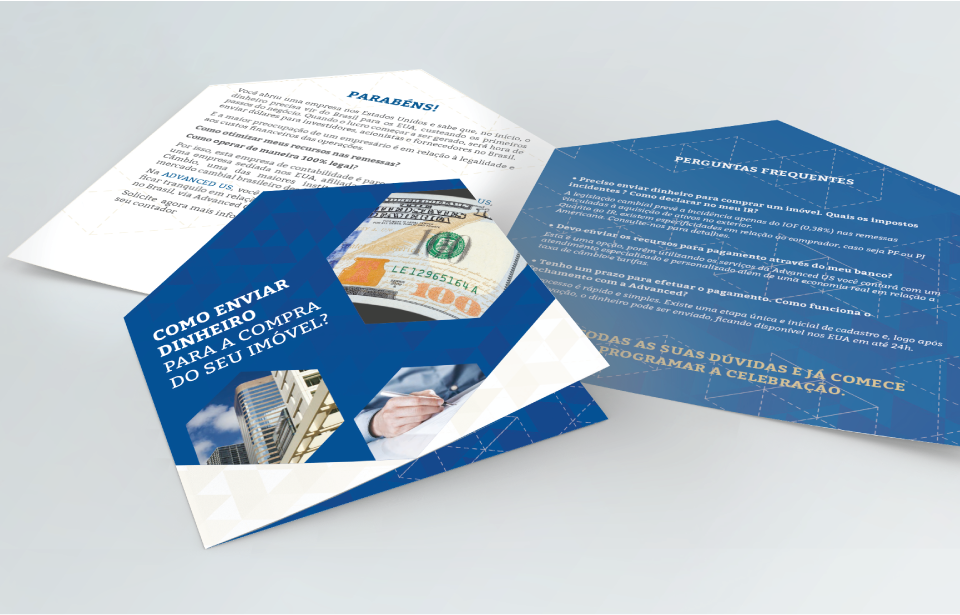 Flyers Design and Printing - Advanced US