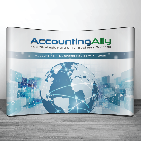 Display Accounting Ally - Design